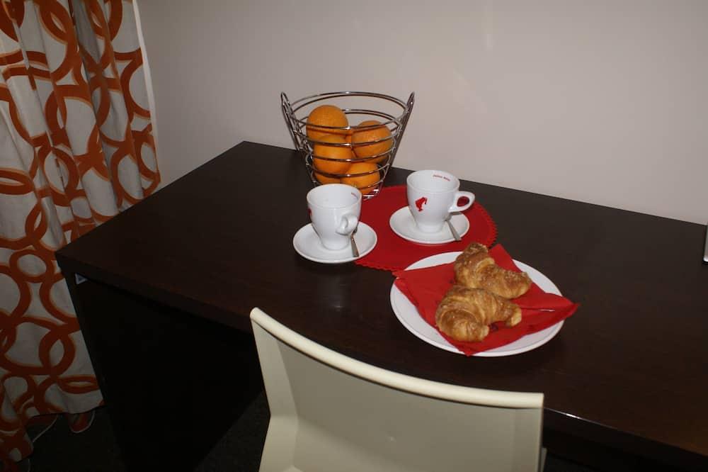 Kambarių tarnyba – vakarienės