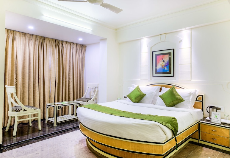 Treebo Trend Indiana Classic Lalkothi, Jaipur, Chambre Deluxe, Chambre