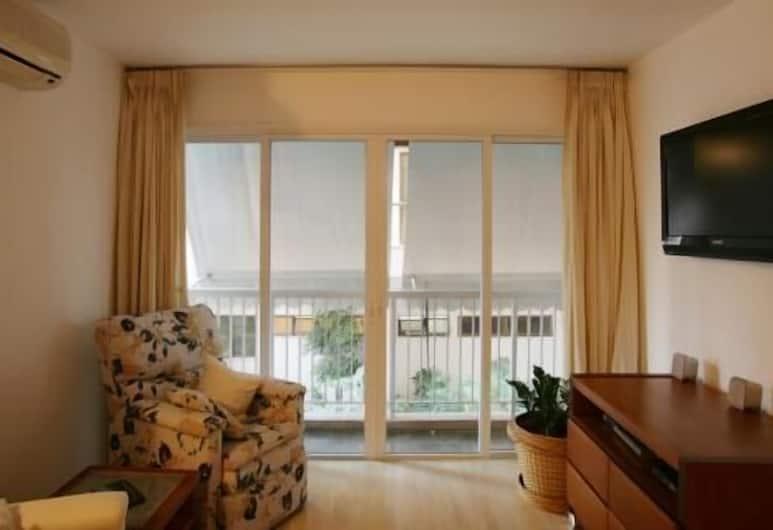 이파네마 플랫 1 콰르토 - RBT192205, 리우데자네이루, 트래디셔널 아파트, 거실