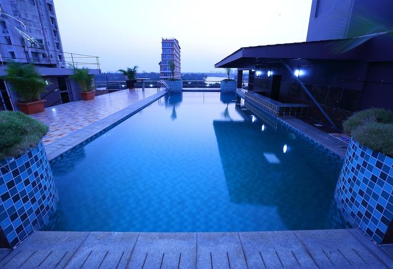 Cochin Legacy, Kochi, Rooftop Pool