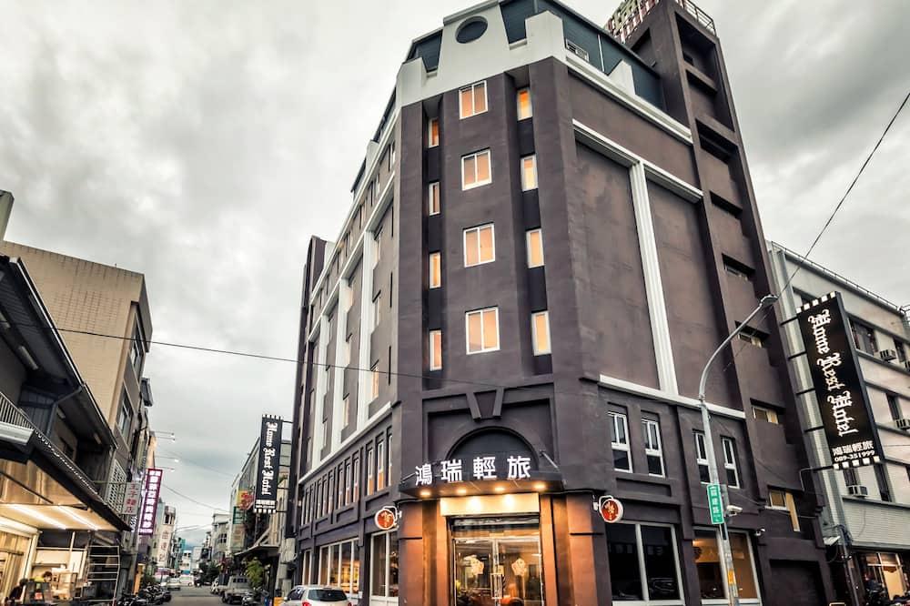 Bina tasarımı