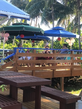 Restplasser til Apia