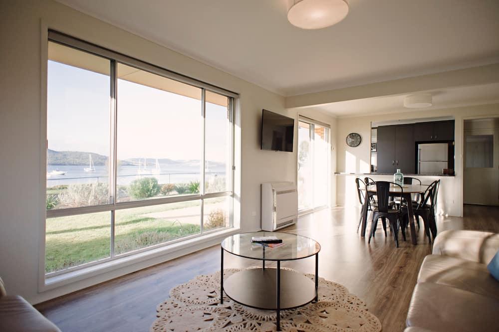 獨棟房屋, 3 間臥室, 海灣景觀 - 客廳