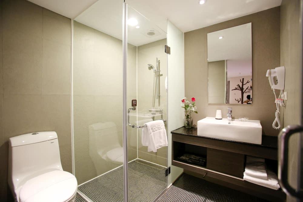 Alone Room - Bathroom
