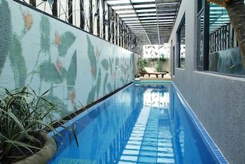 Фото All-Ur Boutique Motel - Chung-Li Branch у місті Таоюань