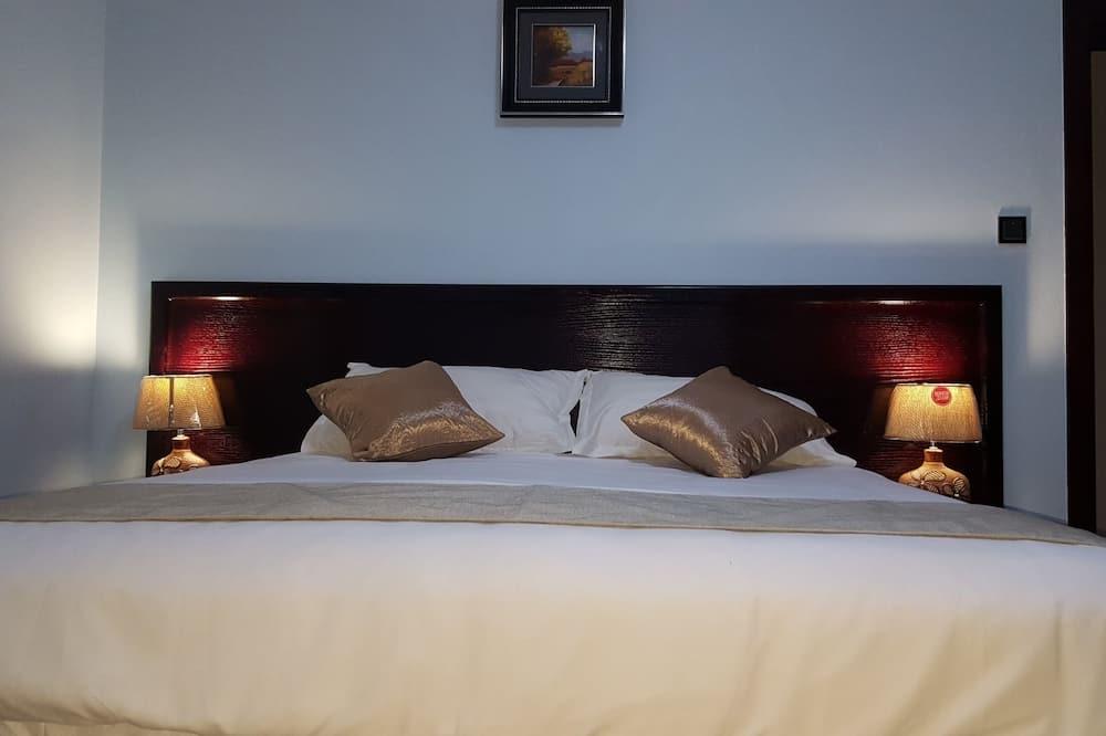 Двухместный номер с 1 двуспальной кроватью, 1 спальня - Номер