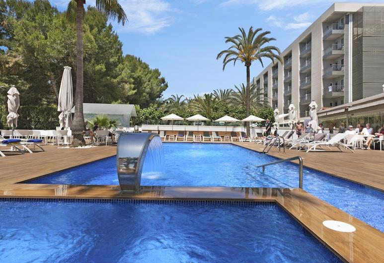 Hotel Metropolitan Playa, Palma de Mallorca, Piscina