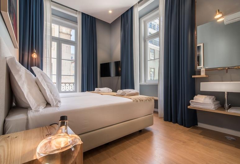 Esqina Urban Lodge, Lisbonne, Chambre Supérieure Double ou avec lits jumeaux, Chambre