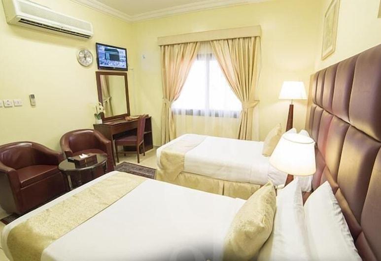 Zomorodet Al Aseel Hotel, Mecca, Dvivietis kambarys, Svečių kambarys