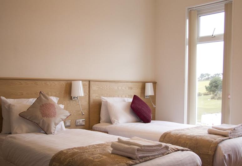 Somerfield Lodge, Swansea, Twin Room, Guest Room