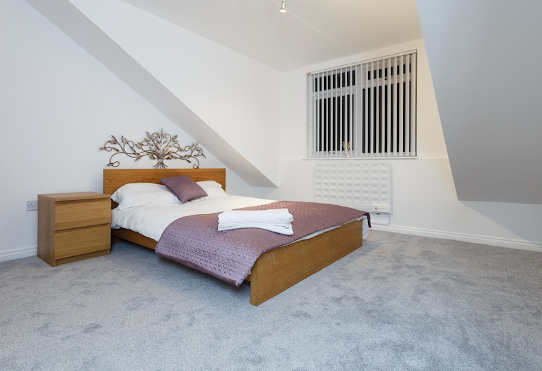 Ruth Apartments, Leeds, Apartment, Private Bathroom (Occupancy 5), Room