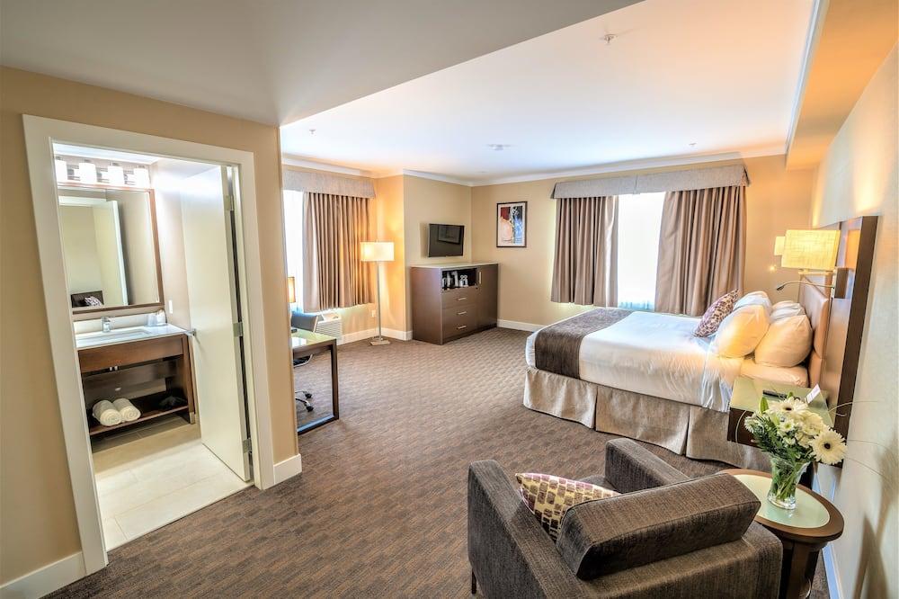 Chambre Premium, 1 très grand lit - Chambre