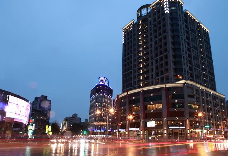 星盒青年旅館, 台北市, 住宿範圍
