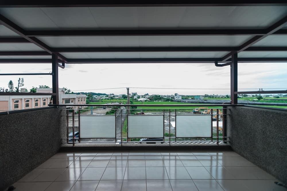 Double Room (Thor) - Balcony