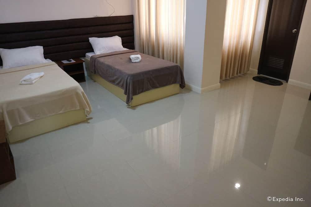 standartinis dvivietis kambarys su atskiromis lovomis - Svečių kambarys
