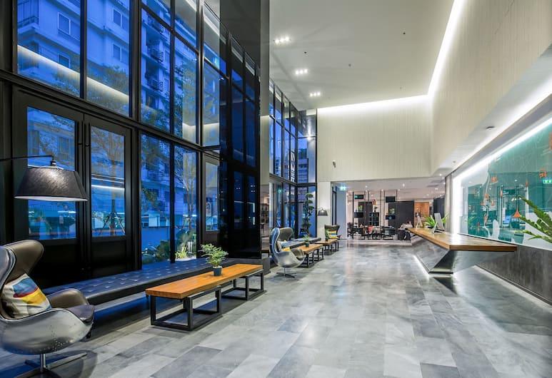 X2 バイブ バンコク スクンビット ホテル, バンコク, ロビー