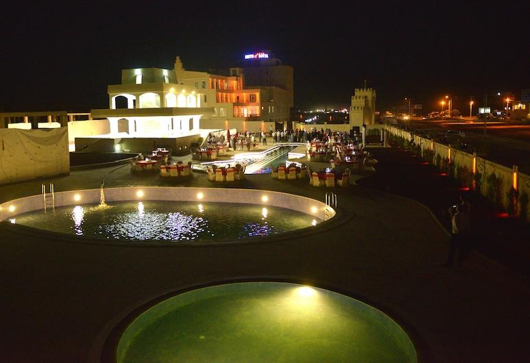 Akitu Hotel, Midyat, Property Grounds
