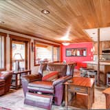 Townhome, 4 Bedrooms, Balcony (Four O'Clock Slopeside Retreat) - Living Area