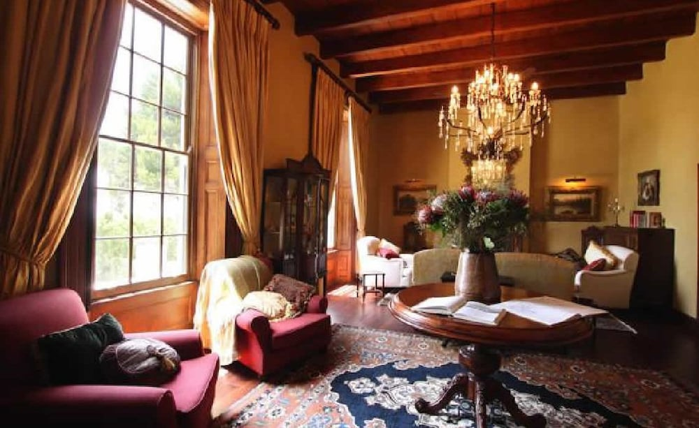 The Manor House, Cape Town, Lobby Sitting Area Part 44