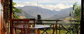 Picture of Mont Martre Chalets in Franschhoek