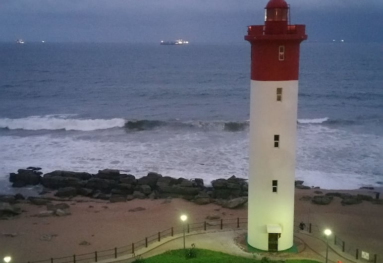 Sandals Guest House, Umhlanga, View from Hotel