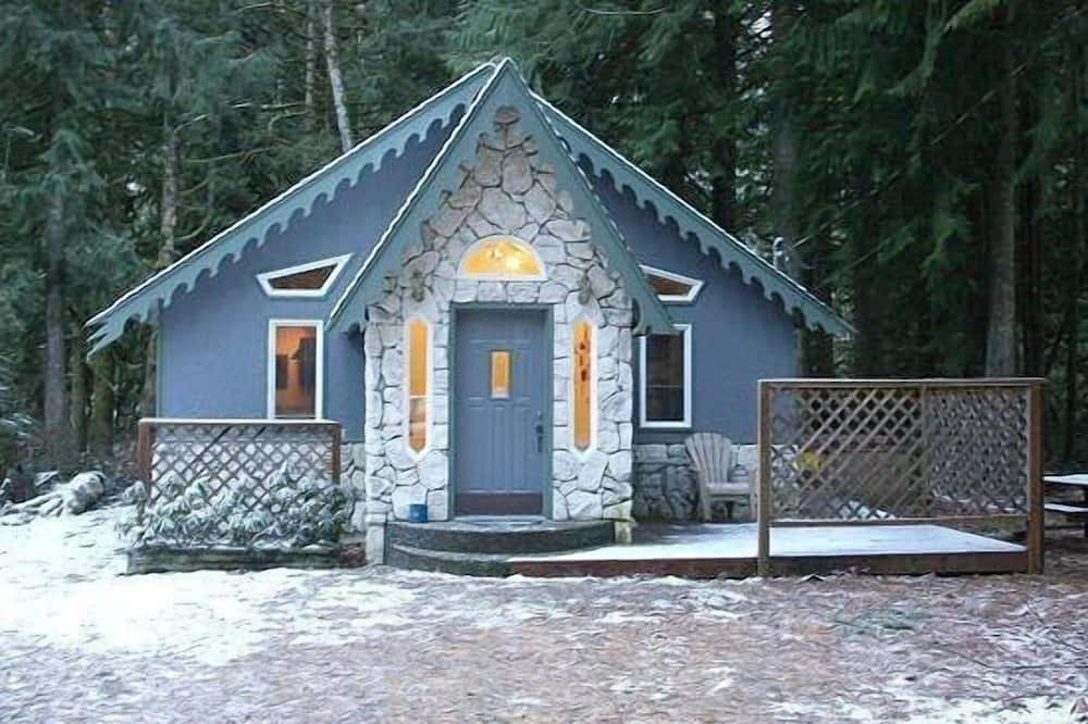 Μικρό Σπίτι, 1 Υπνοδωμάτιο - Πρόσοψη καταλύματος
