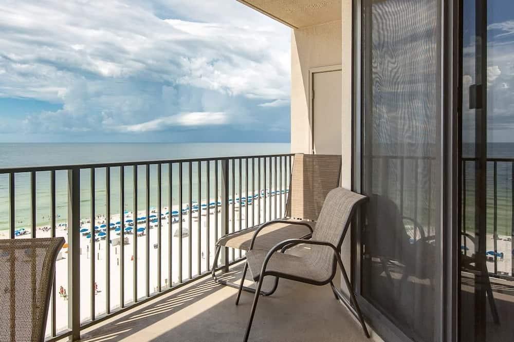 Butas, Kelios lovos, vaizdas į vandenyną (Phoenix X Unit 816) - Balkonas
