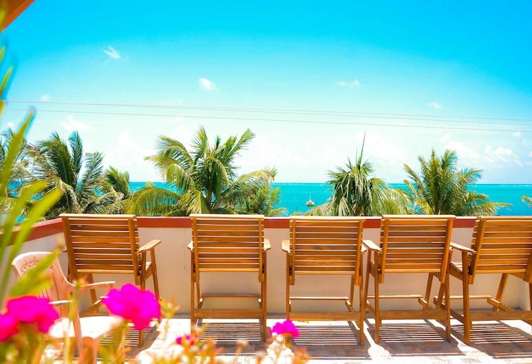 詹的酒店, 考克島, 陽台