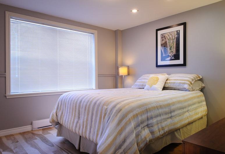Moncton Suites - 267 Universite Ave, Moncton, Superior külaliskorter, 2 laia voodit, köögiga, Vannituba