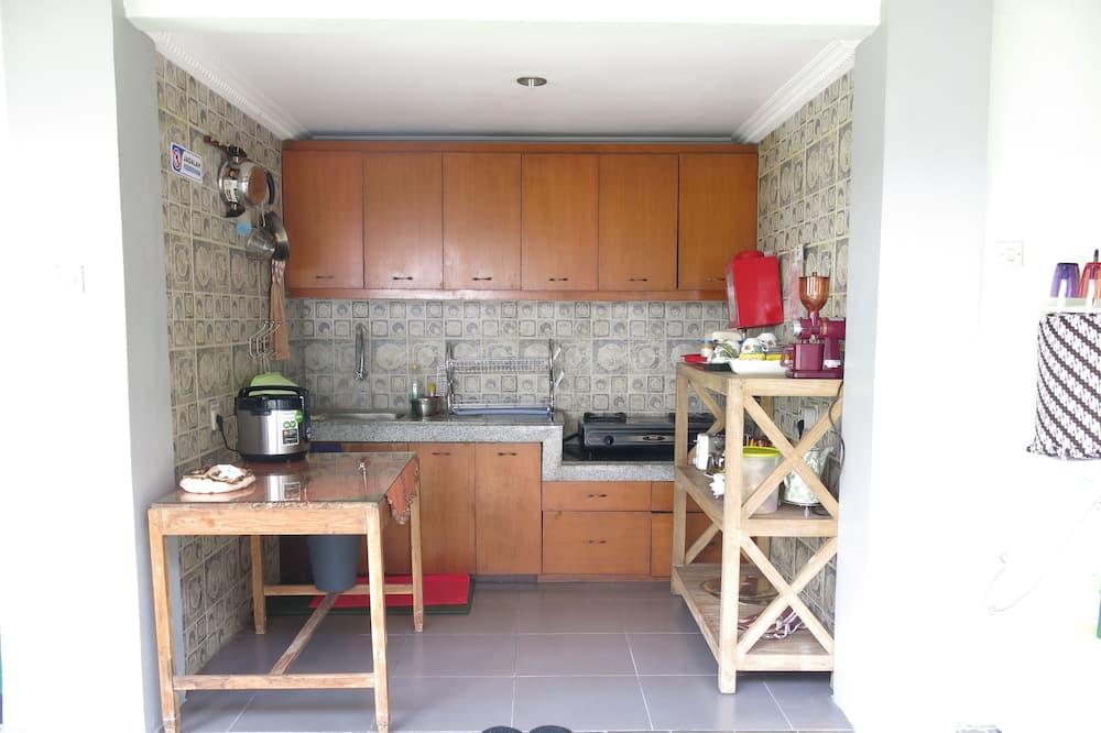 Izba typu Superior - Spoločná kuchyňa