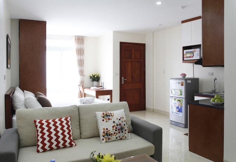 iStay Hotel Apartment 2, Hanoi, Deluxe Studio, Bilik