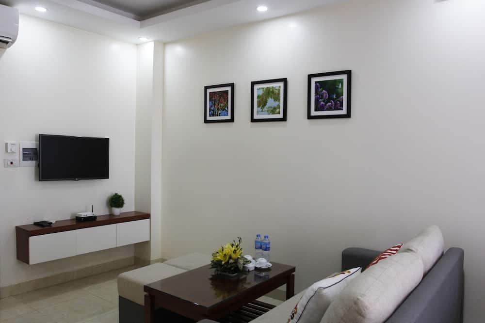 Apartament podstawowy, 1 sypialnia - Powierzchnia mieszkalna