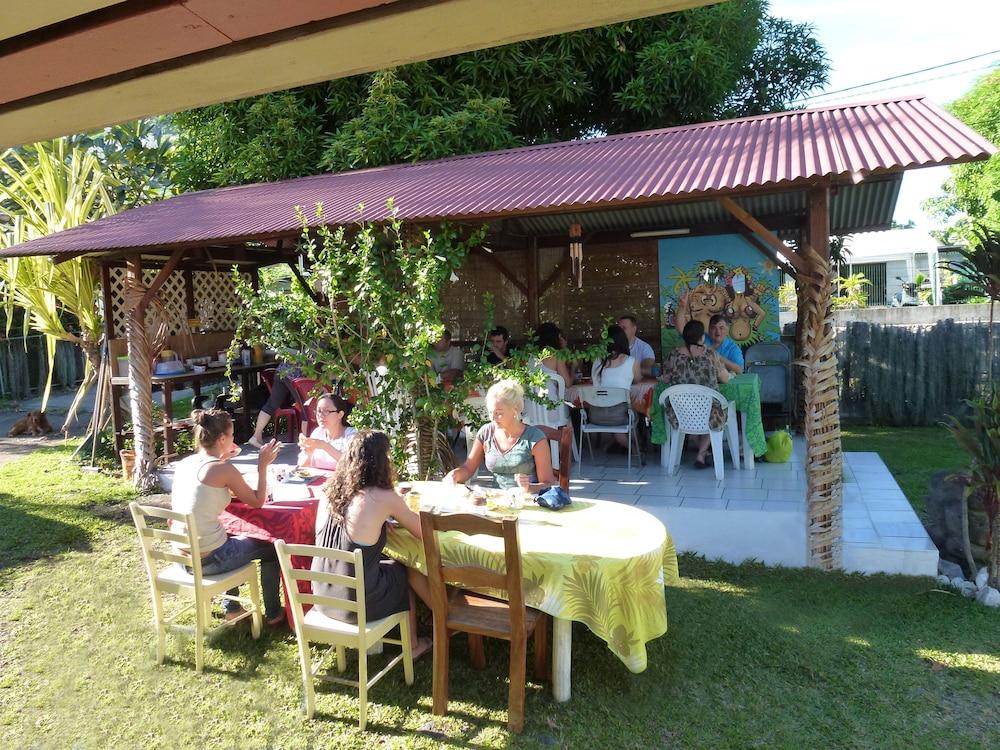 Pension Te Miti - Hostel, Punaauia
