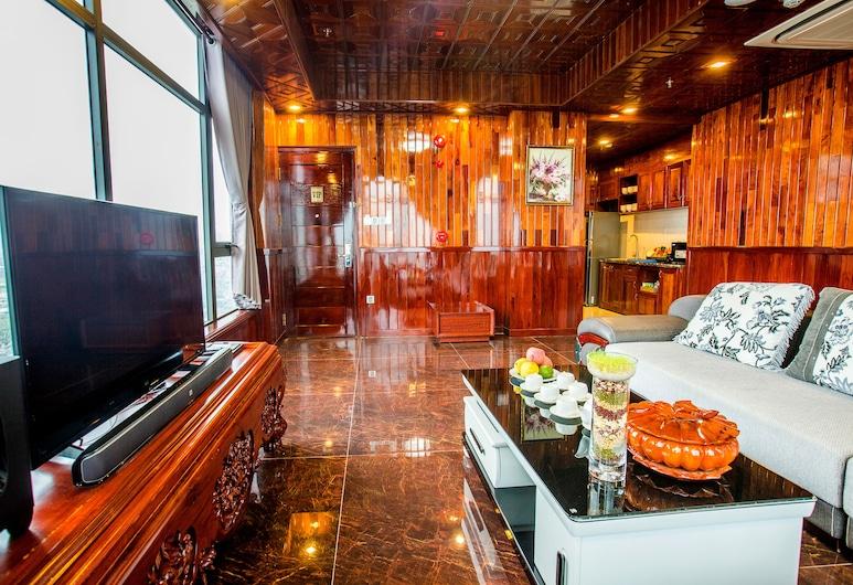 韋涂英飯店, 峴港, 套房, 相連客房, 客廳