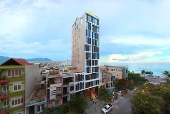 Da Nang bölgesindeki Vy Thuyen Hotel resmi