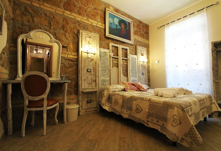 Mancini Shabby House, Rome, Standard Double Room, Guest Room