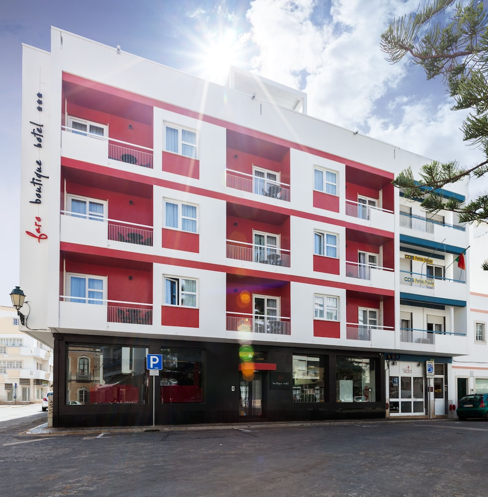 Faro Boutique Hotel, Faro