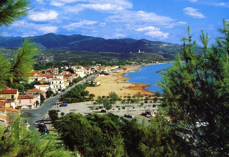 Hotel Europa, Casal Velino, Plaża