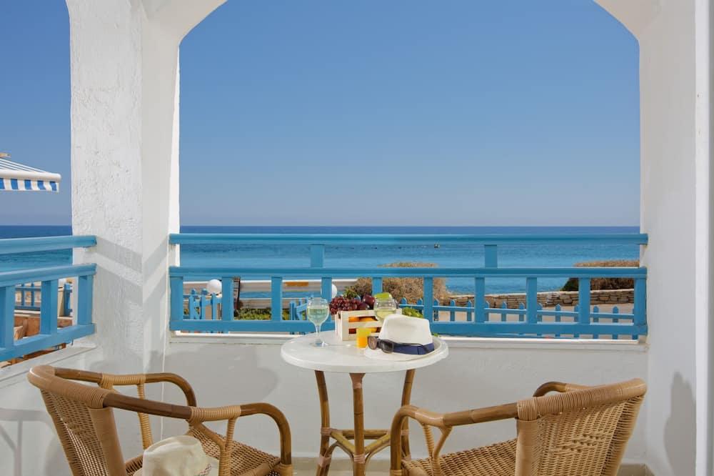 Apartment, 1 Bedroom, Sea View - Balcony
