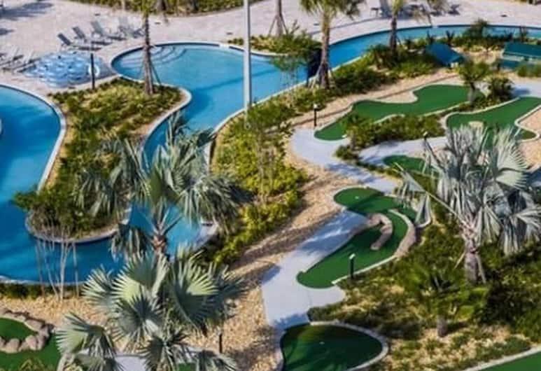 Storey Lake Resort Homes by Casa Floridian, Kissimmee, Lakás, 2 hálószobával, két fürdőszobával (MLG), Kültéri medence