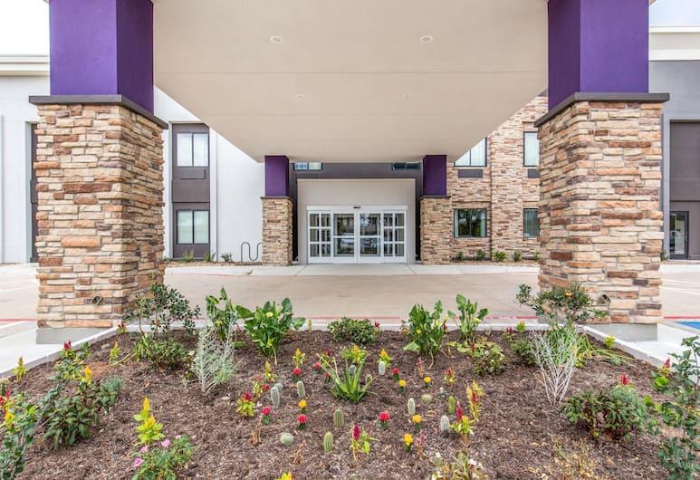 Sleep Inn Dallas Love Field-Medical District, Dallas, Z zewnątrz