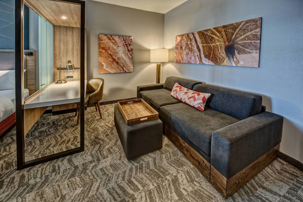 Springhill Suites By Marriott Amarillo, Amarillo, Suite, Multiple Beds,  Guest Room