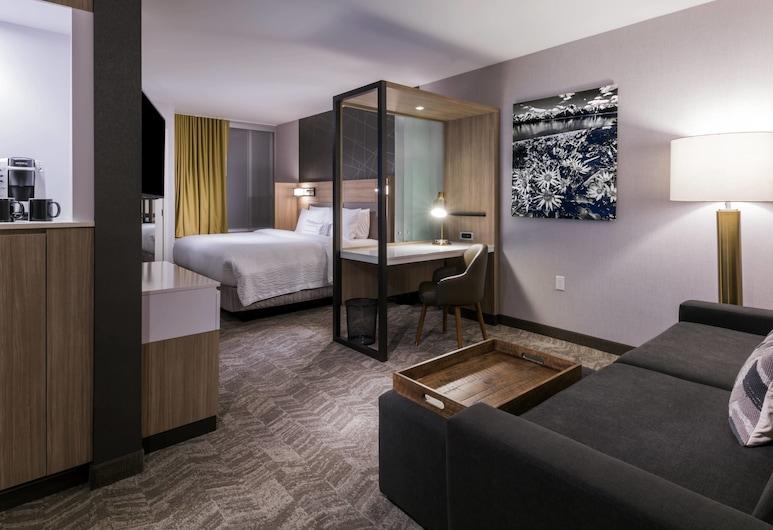 SpringHill Suites Jackson Hole, Jackson, Suite, 1 très grand lit, non-fumeurs, Chambre
