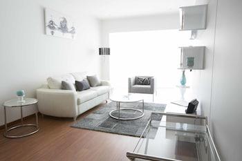 Obrázek hotelu Miraflores Luxury Apartments Larcomar ve městě Lima