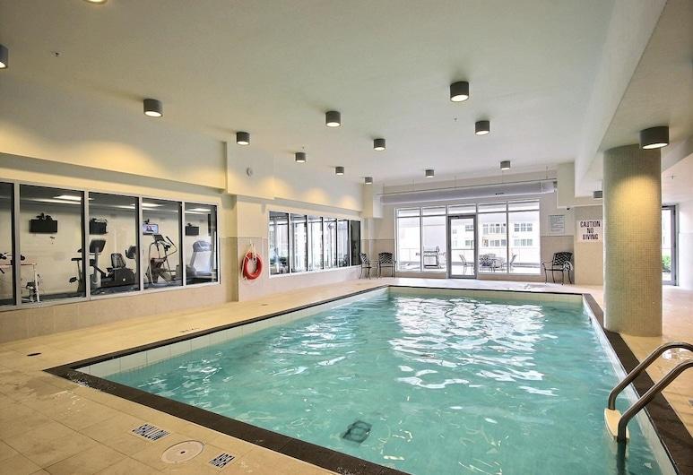 ByWard Luxury Suites, Otava, Iekštelpu baseins