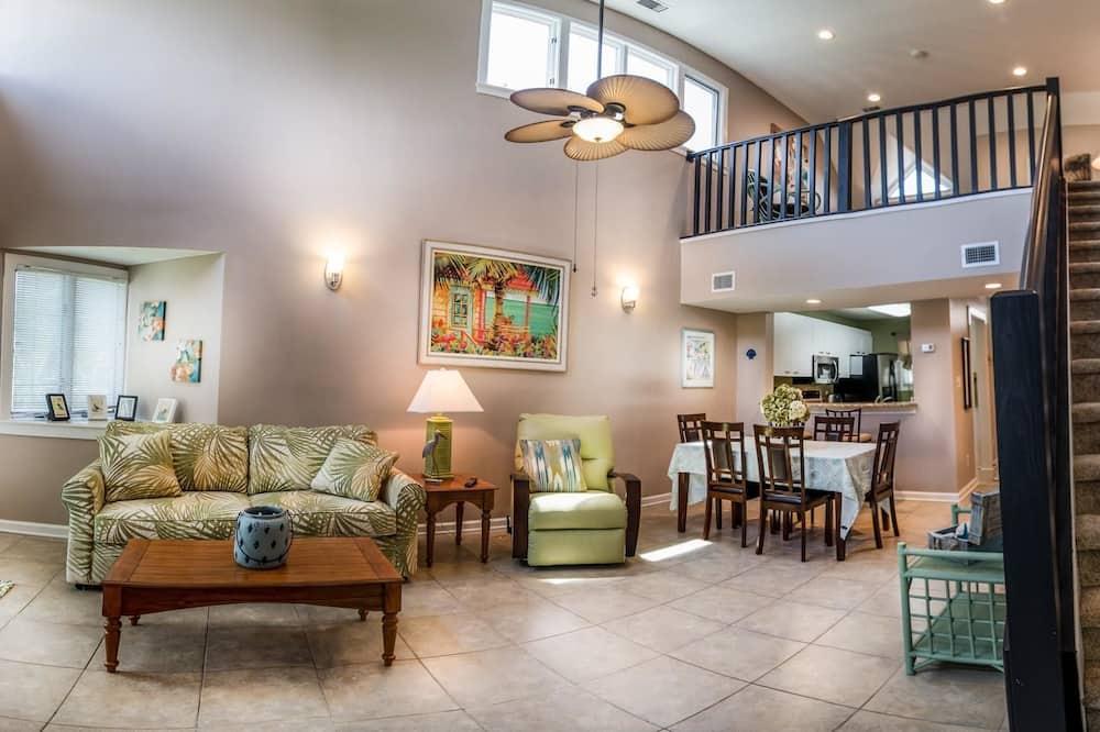 Luxury-Villa, 4Schlafzimmer, eingeschränkter Seeblick - Wohnbereich