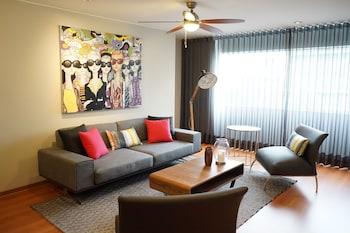 利馬米拉弗洛雷斯豪華公寓歇爾酒店的圖片
