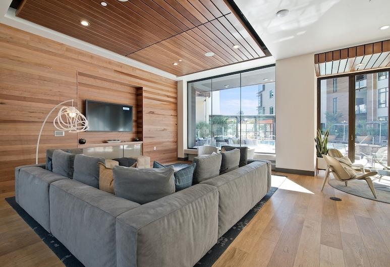 Global Luxury Suites at Mountain View, Mountain View, Soba za goste