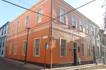 Selline näeb välja Hostal La Colombina de Valparaiso, Valparaiso