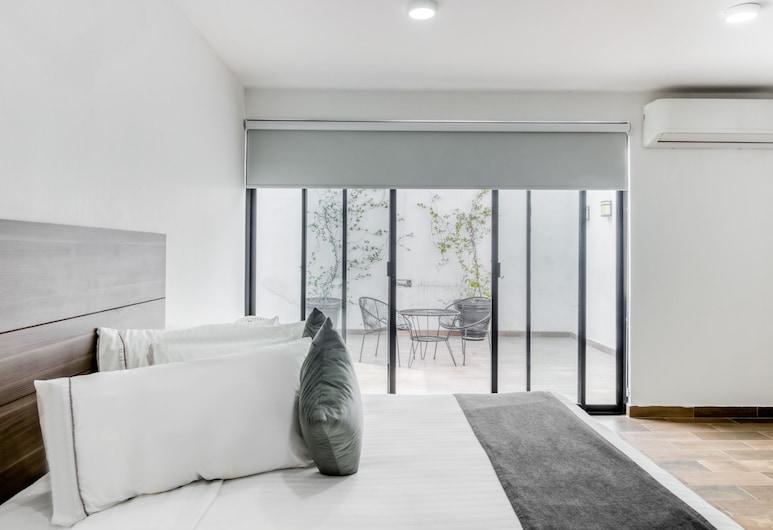 VN Hotel , Monterrey, Deluxe-Zimmer, Zimmer